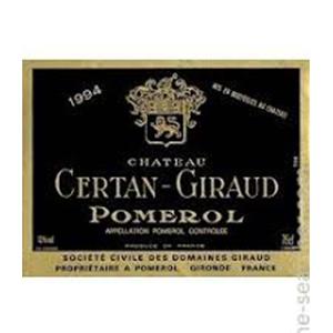 Château Certan-Giraud